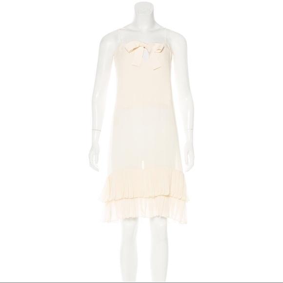 25cca6af3c1 See By Chloe Dresses | Pleated Dress | Poshmark
